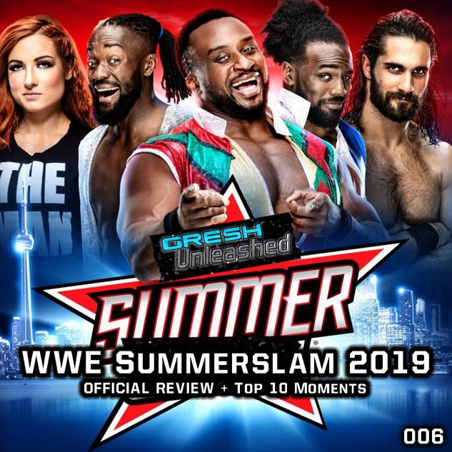 WWE SUMMERSLAM 2019 OFFICIAL REVIEW | GU 006