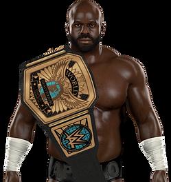 Apollo Crews Type A (WWE World Title) (2
