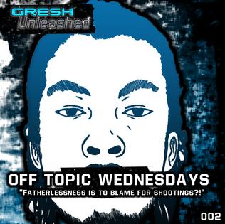 OFF TOPIC WEDNESDAY #1   GU 002