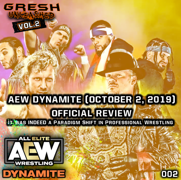 Gresh Unleashed Podcast (202)