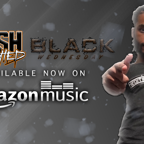 GRESH UNLEASHED AVAILABLE NOW ON AMAZON MUSIC!