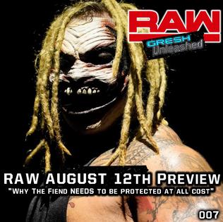 RAW AUGUST 12, 2019 PREVIEW   GU 007
