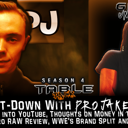 GRESH UNLEASHED Podcast: Sit-Down w/Projaked