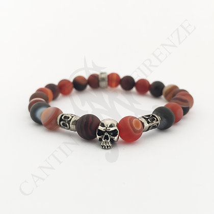 AGATA RED LINE LITTLE SKULL