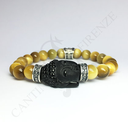 BUDDHA ONIX GOLD TIGER EYE