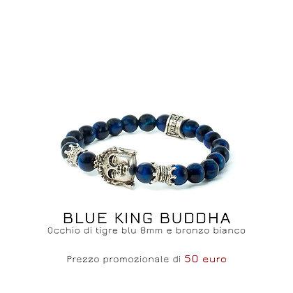 BLUE KING BUDDHA