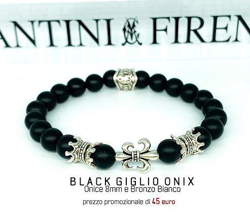 BLACK GIGLIO ONIX