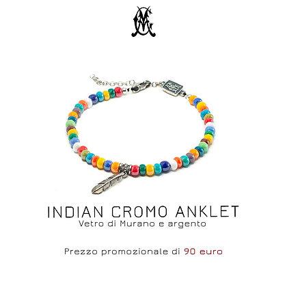 INDIAN CROMO ANKLET