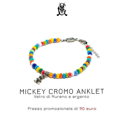 MICKEY CROMO ANKLET