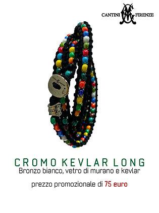 Cromo Kevlar long bronzo
