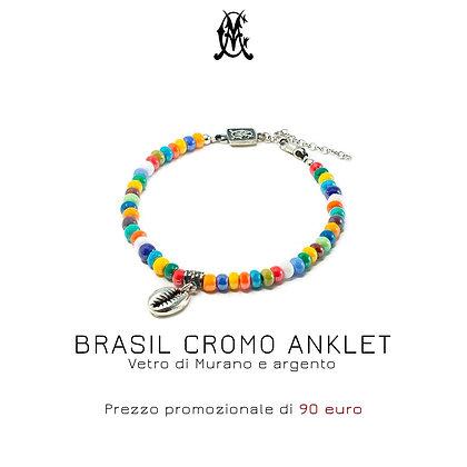 BRASIL CROO ANKLET
