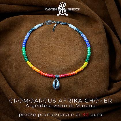 cromoarcus afrika choker