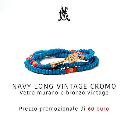 NAVY LONG VINTAGE CROMO