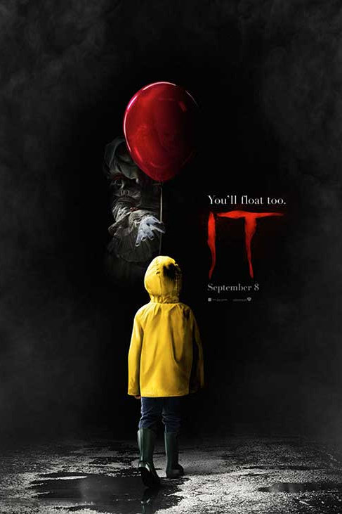 Personal Autograph with Complimentary IT Movie Poster