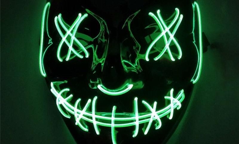 Halloween Purge Mask