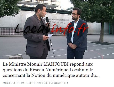 LVIC interview Mr Munr MAHJOUBI