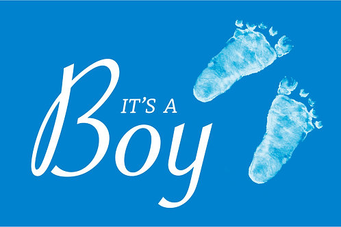 It's A Boy - 3x5' Nylon Flag
