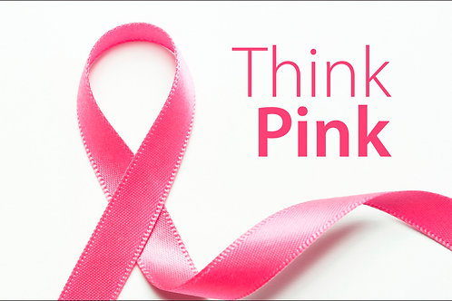 Think Pink - 3x5' Nylon Flag