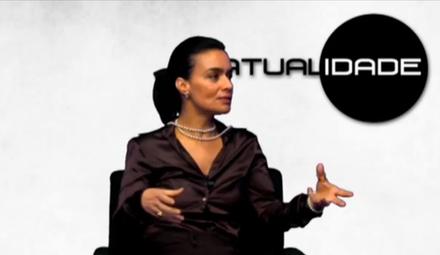 """Marilene participa do Atual Idade TV e fala sobre """"Truque que Toda Mulher Precisa Saber""""."""