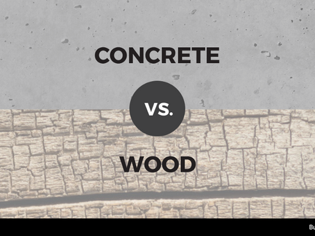 Lewis: The Environmental and Safety Benefits of Building with Concrete Over Wood