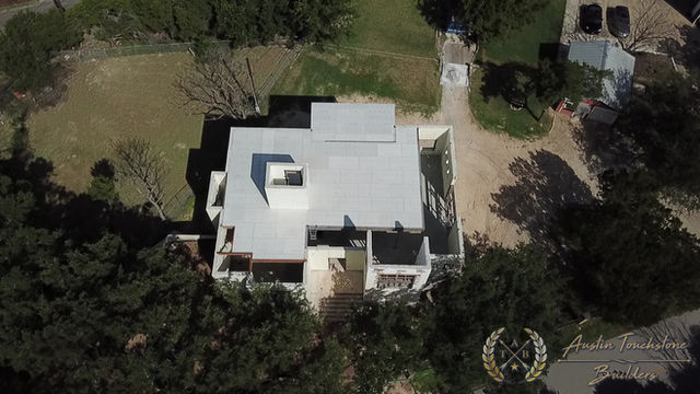 Austin Touchstone Builders - 3rd Level ICF Complete