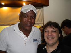 Com Serginho Chulapa