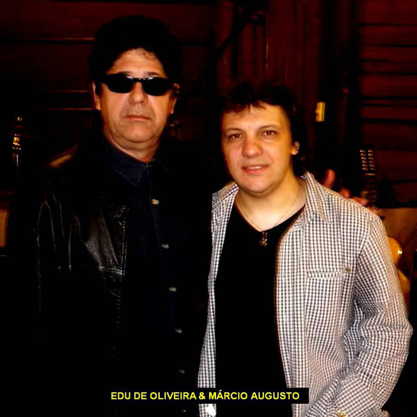Com Edu de Oliveira (Seastar Music)