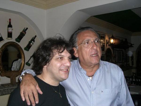 Com Galvão Bueno - SP