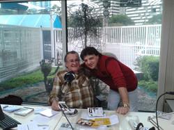 Com Antonio Aguilar - SP