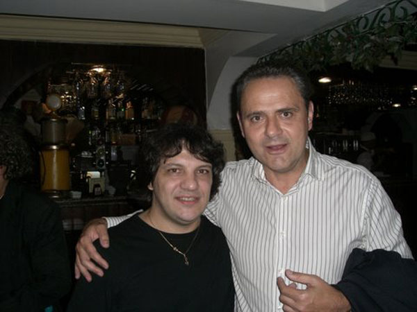 Com Luis Roberto - SP
