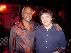 Com o compositor Getulio Cortes - SP