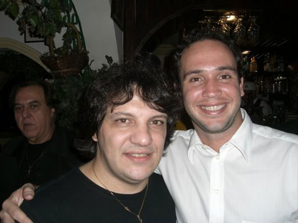 Com Caio Ribeiro