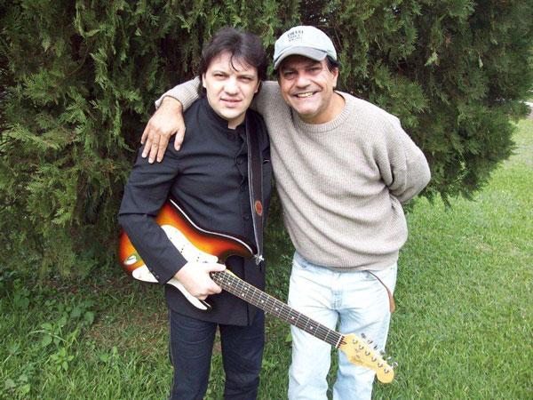 Com o jornalista Elias Nogueira