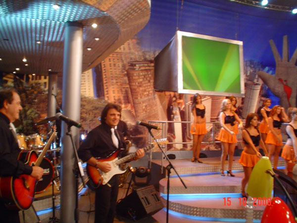 Programa do Faustão - 2006