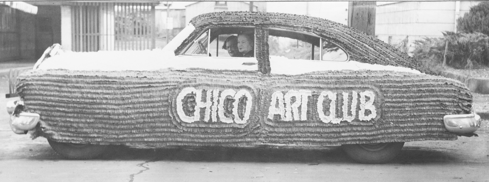 cwc car in parade