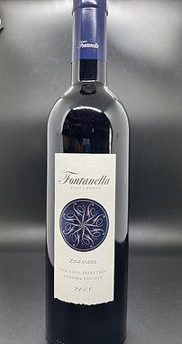 2018 Fontanella Old Vine Zinfandel , Napa, CA