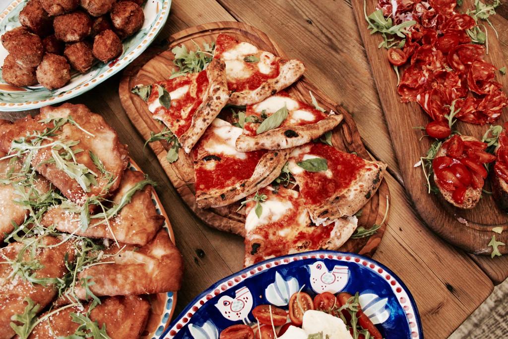 Italian Taste in Trafalgar