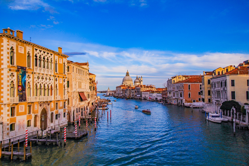 Venice: Lost in a Dream