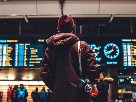 Becas de posgrado 2020. Es tiempo de viajar.