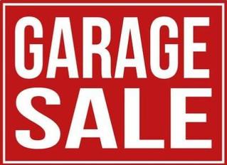 Fall Community Garage Sales