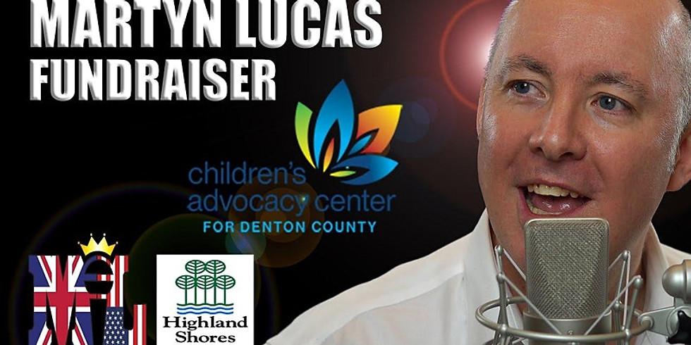 Martyn Lucas Concert Fundraiser