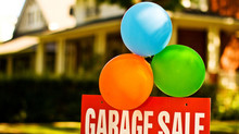 Spring 2021 Community-Wide Garage Sales