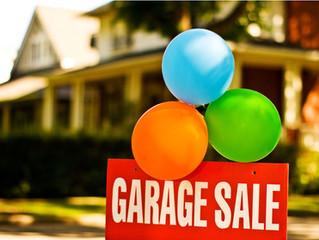 Spring 2021 Community-Wide Garage Sales
