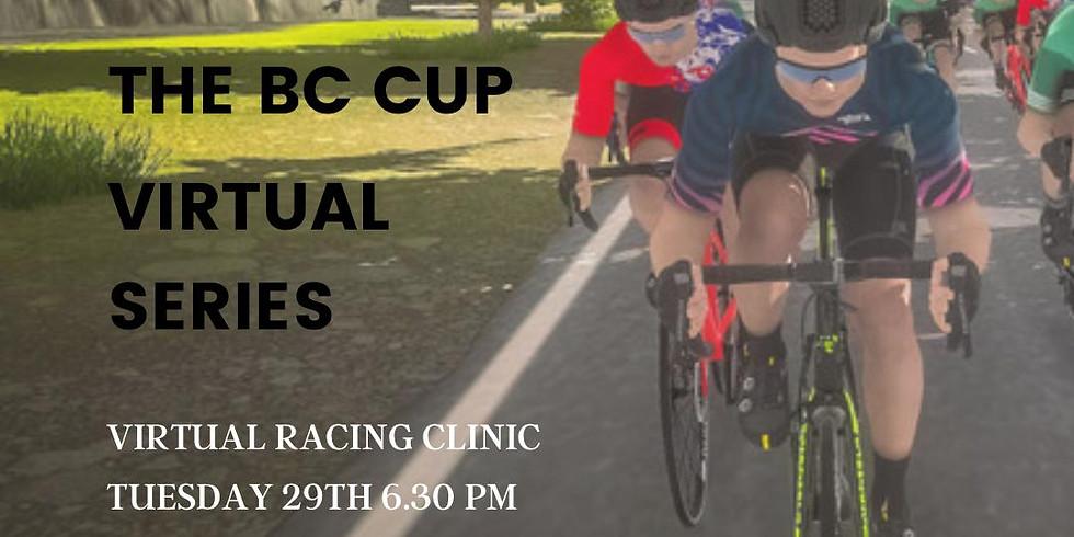 Clinic on Virtual Racing