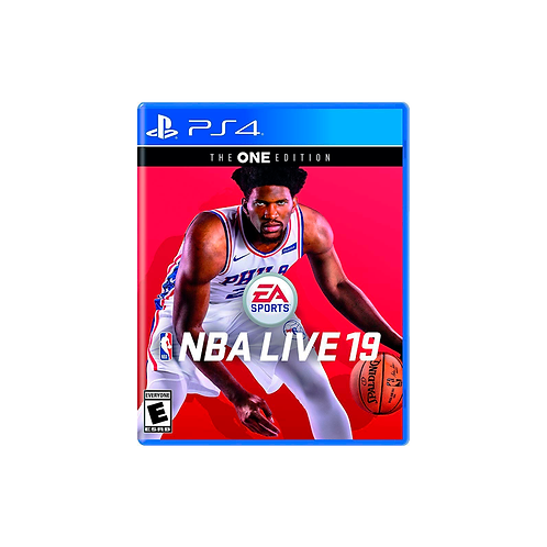 PS4 | NBA Live 19 (The One Edition)
