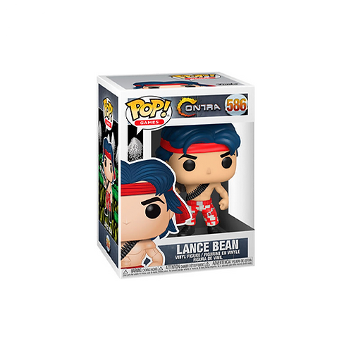 POP! Vinyl Figure | Contra: Lance Bean 586