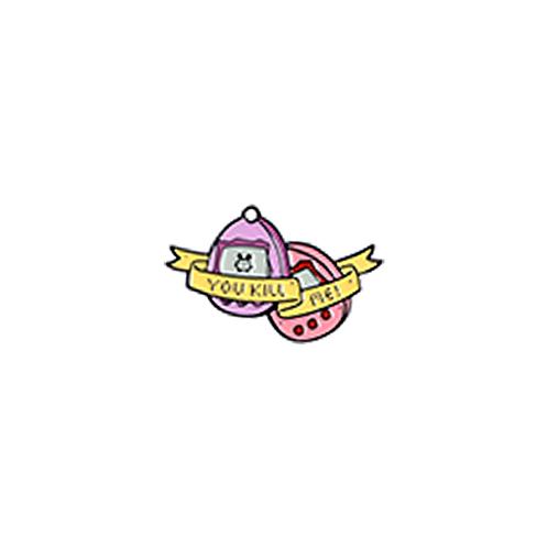 Retro Pins | Tamagotchi: You Kill Me! #1