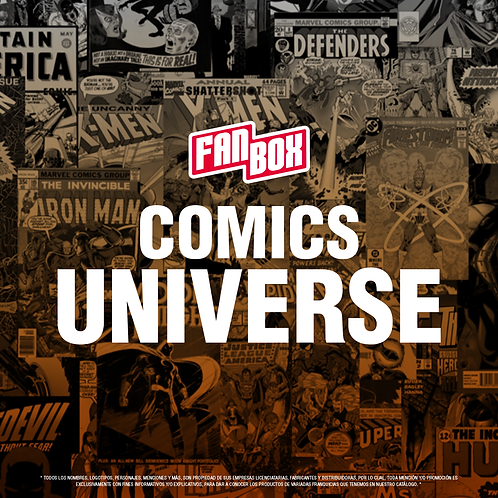 FanBox COMICS UNIVERSE