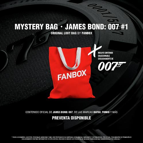 MYSTERY BAG   James Bond: 007 #1
