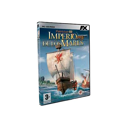 PC Game | Patrician III: Imperio De Los Mares